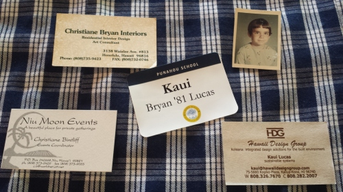 Who the heck is Kaui Bryan Lucas?