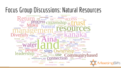 FocusGroup_NaturalResources