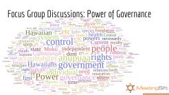 FocusGroup_PowerOfGovernance