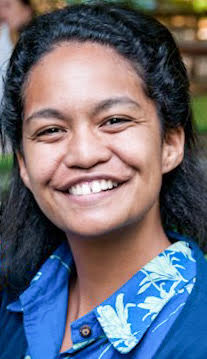 Katie Kamelamela, Botany PhD.