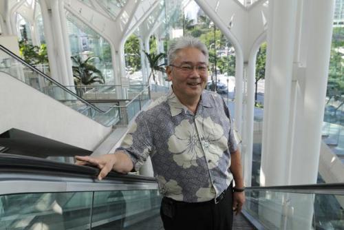 Randy Tanaka
